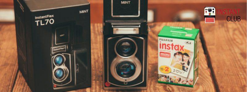 Mint Instantflex TL70, prime impressioni