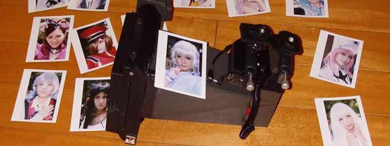 Polaroid Big Shot è una delle fotocamere più singolari di Polaroid
