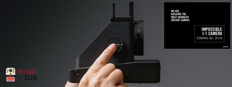 Impossible I – 1 La macchina fotografica istantanea originale reinventata