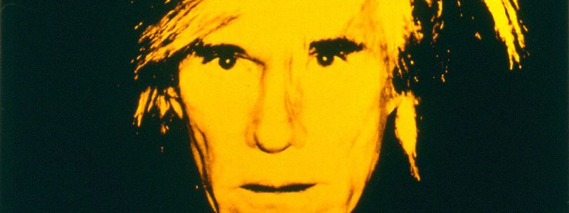 Andy Warhol documenti Polaroid