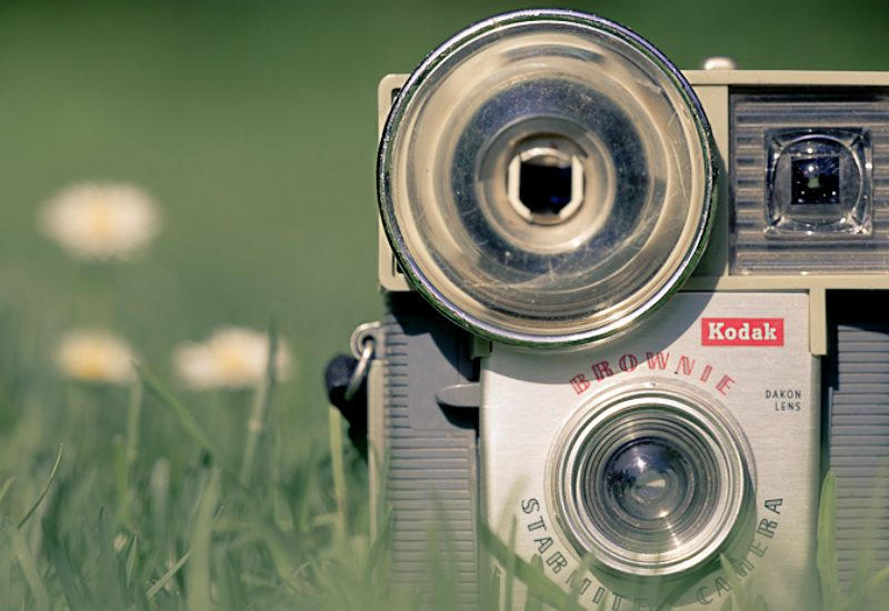 #STAR35 e la Kodak Brownie Star ritorna di moda!