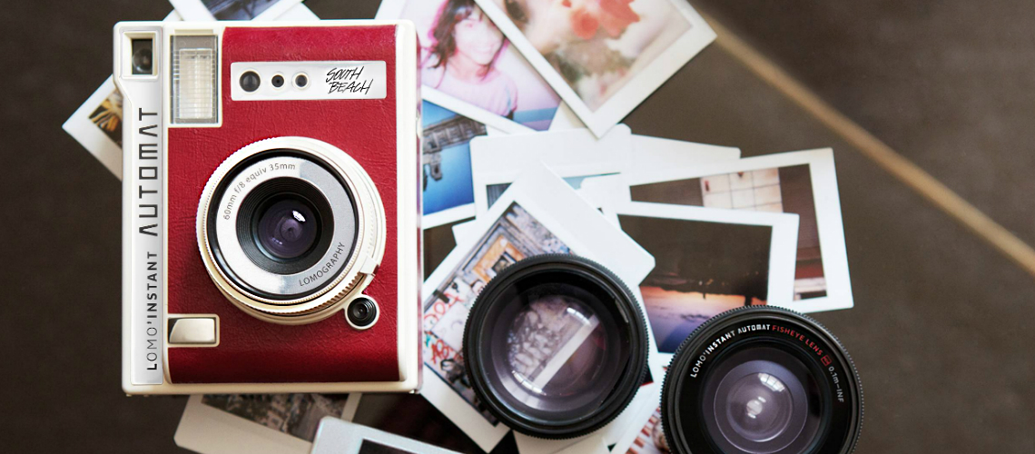 Lomography Lomo'Instant Automat la fotocamera istantanea ora é automatica!