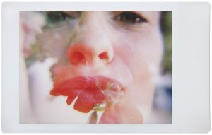 esempio di stampa a colori con evidenza della possibilità di doppie esposizioni possibili con la fotocamera lomo-instant-automat