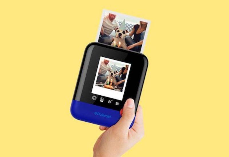 La nuova Polaroid Pop istantanea digitale rende di nuovo possibile un esperienza fotografica unica