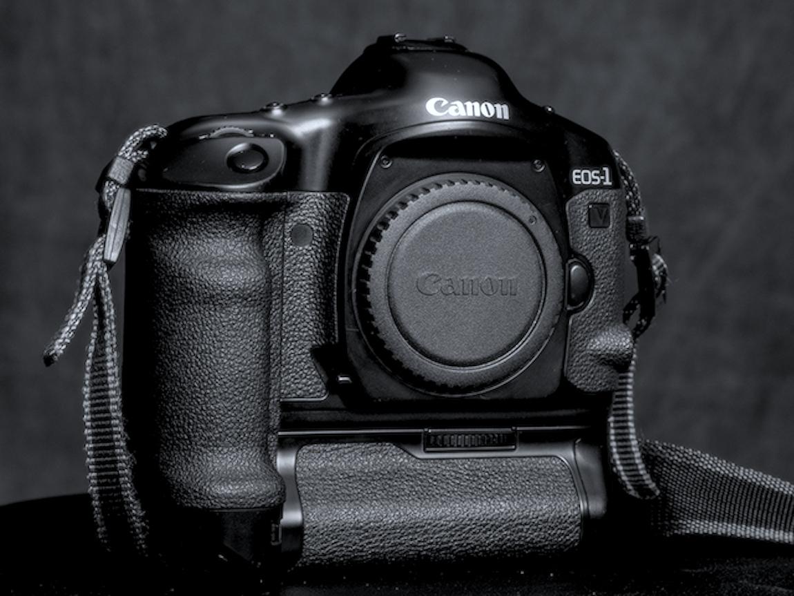 Canon eos 1 V